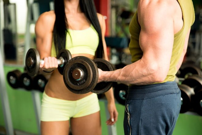 como obter melhores resultados na musculação
