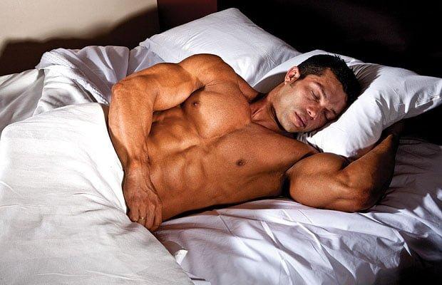 musculação e qualidade de sono