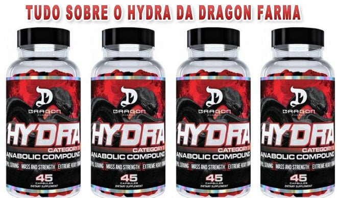 Hydra da Dragon Farma