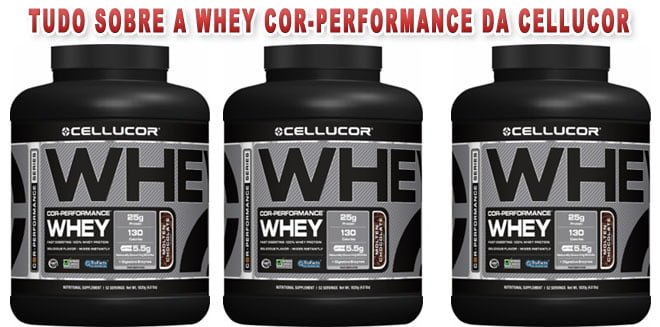 Whey Cor-Performance Cellucor