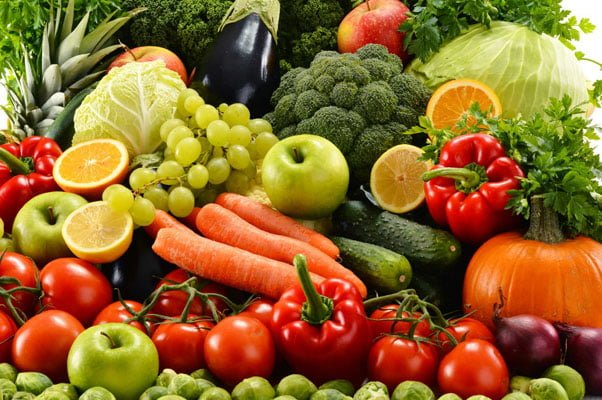 Sais minerais alimentos
