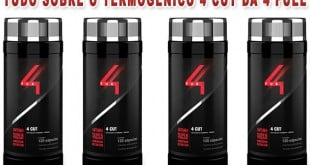 4 Cut da 4 Fuel termogenico
