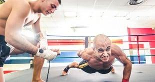 Treino e preparação física no Muay Thai
