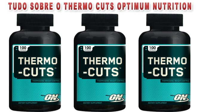 Thermo Cuts optimum nutrition