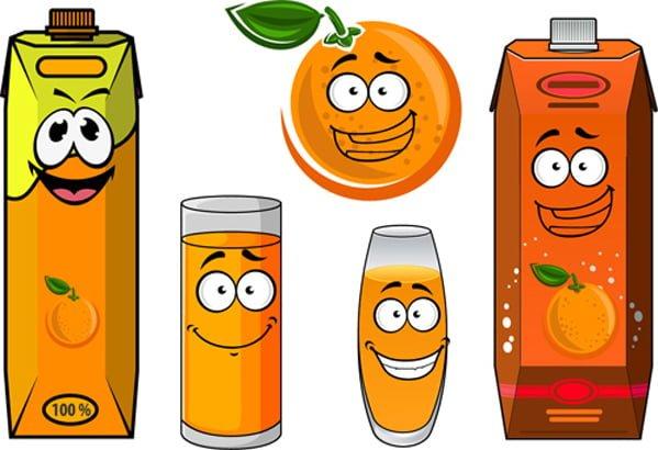 diferenças entre sucos mais saudáveis