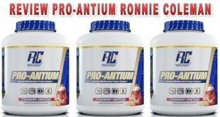 Pro-Antium Ronnie Coleman