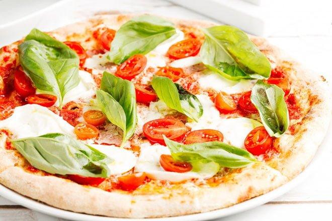 receitas de pizza integral e proteica light
