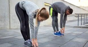 treino de flexibilidade