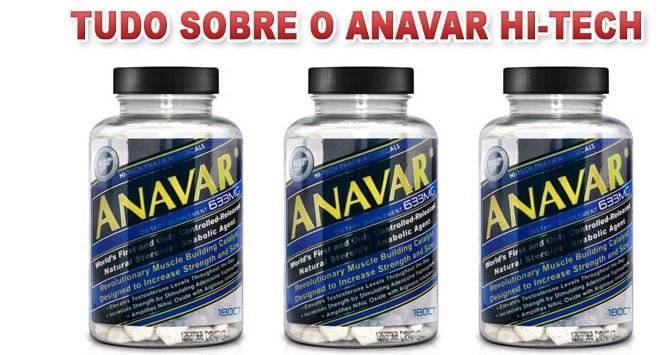hi tech pharmaceuticals anavar is it a steroid