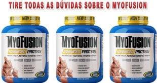 MyoFusion protein Gaspari nutrition e bom