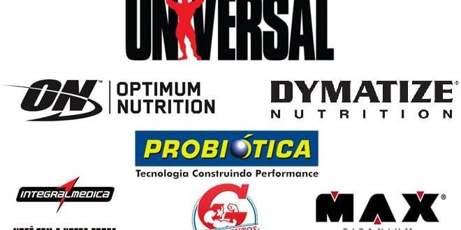 Melhores marcas de suplementos nacionais e importados