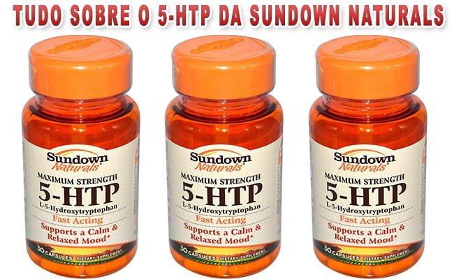 5-HTP da Sundown Naturals