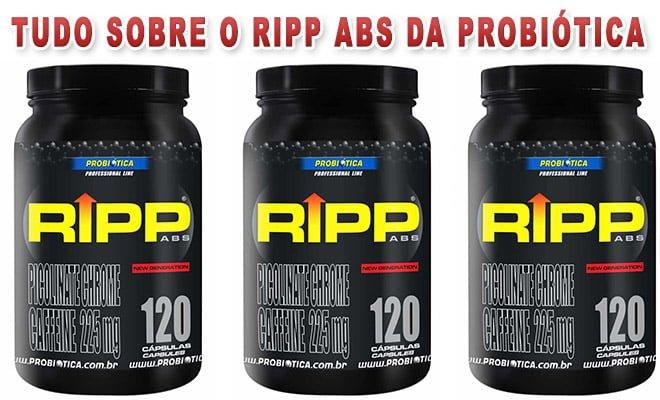 RIPP ABS Probiótica