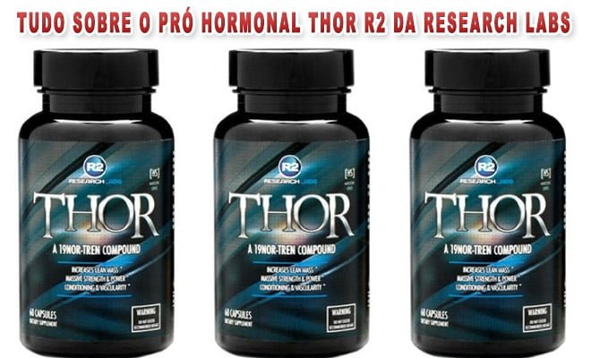 Thor R2 Research Labs