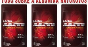 albumina naturovos