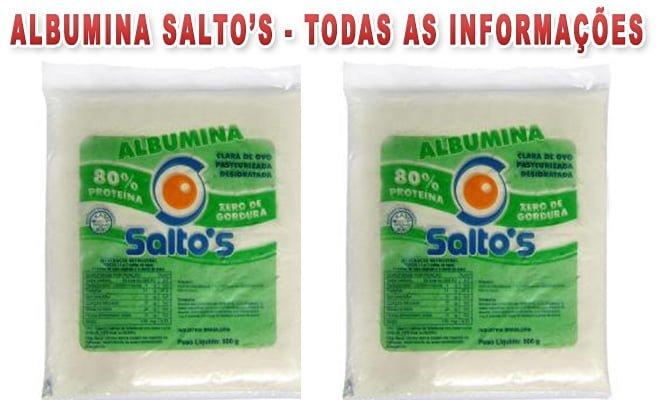 albumina Saltos