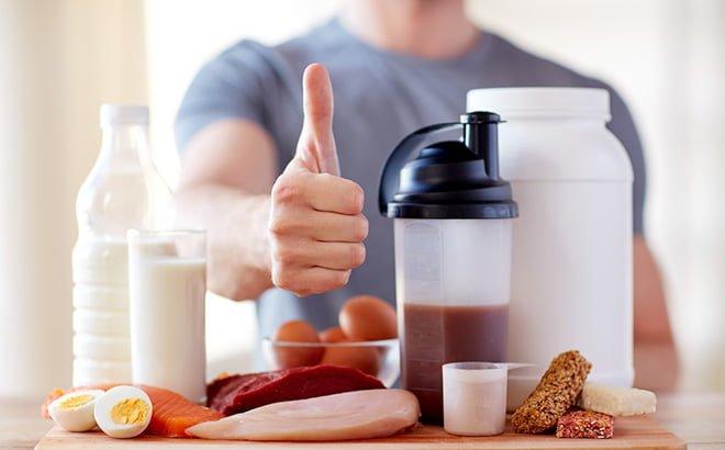 Dieta para emagrecimento - Proteínas