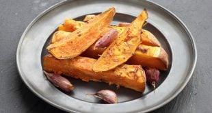 batata doce assada no forno receitas