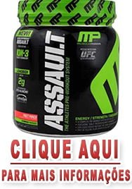 assault muscle pharm