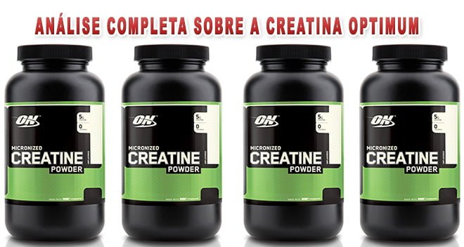 Creatina Powder Optimum Nutrition - ON