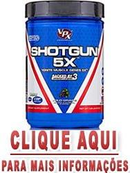 shotgun 5x pre treino vpx