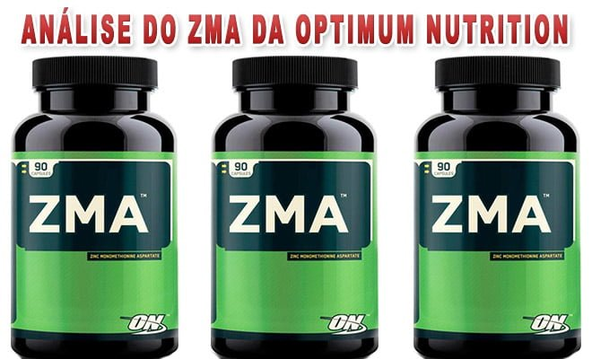 ZMA Optimum Nutrition