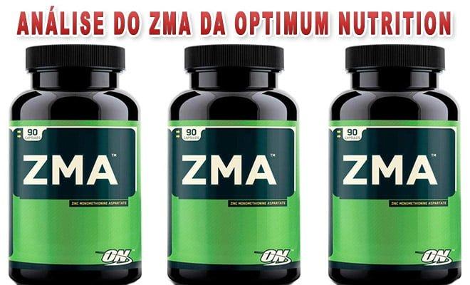 ZMA Optimum Nutrition