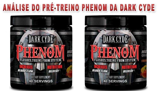 Phenom Dark Cyde