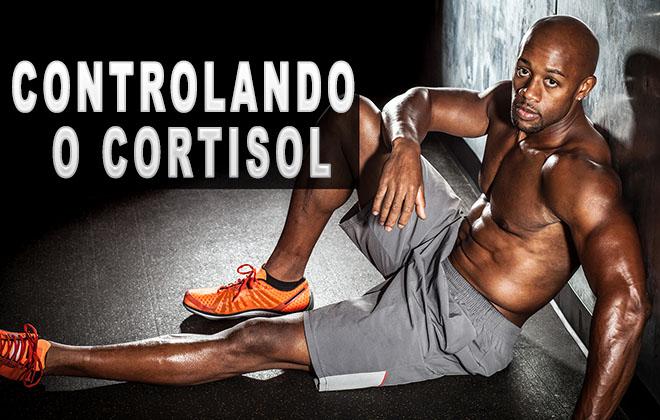 cortisol controle massa muscular