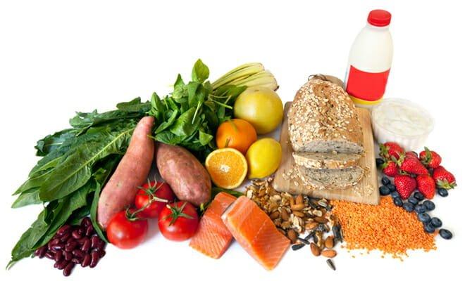 Macronutrientes e Micronutrientes melhores fontes alimentos