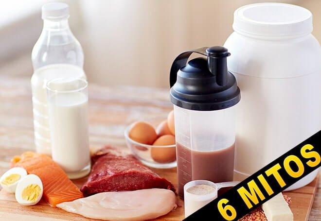 6 Mitos sobre a nutrição pós-treino - Alimentação e suplementos