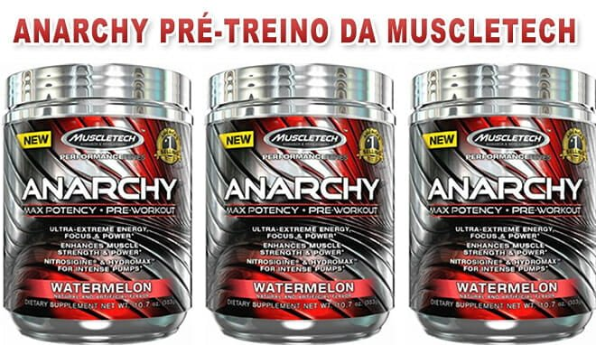 Anarchy da Muscletech