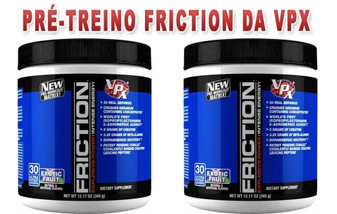 Friction VPX Sports