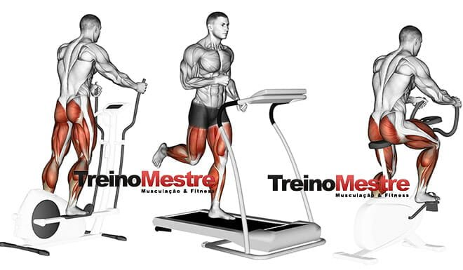 treinamento aeróbico para hipertrofia