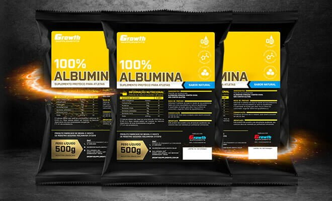 albumina growth supplements