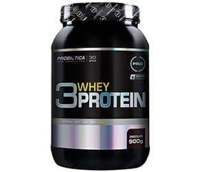 3 Whey Protein Probiótica
