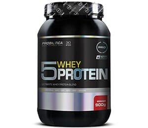 5 Whey Protein Probiótica