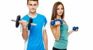 Musculação para adolescentes, indicada? Contra-indicada? Traz riscos?