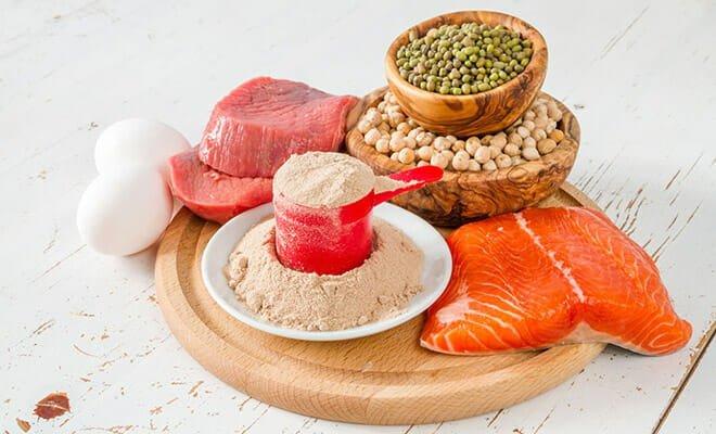 Aminoácidos interferem na questão hormonal