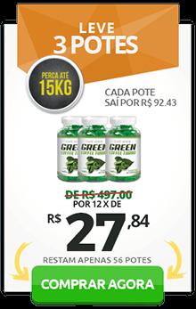 Comprar 3 potes do green coffee