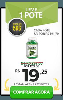 Green Coffee Turbo apenas 1 pote preço e onde comprar