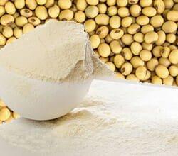 Proteína isolada da soja