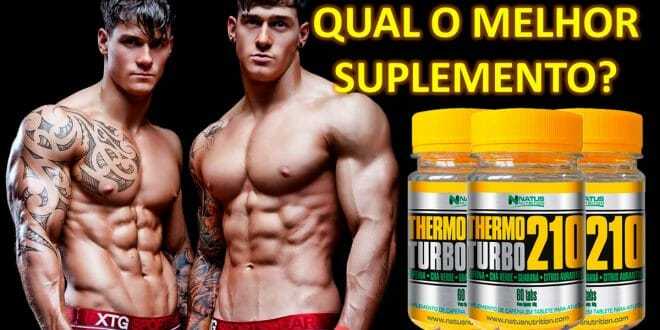 Thermo Turbo da NatusNutrition – Para quem quer perder peso e ter mais disposição na academia!