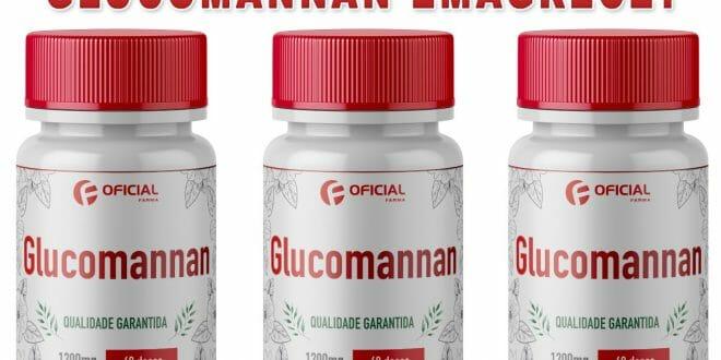 Glucomannan – Para que serve, bula e será que emagrece?